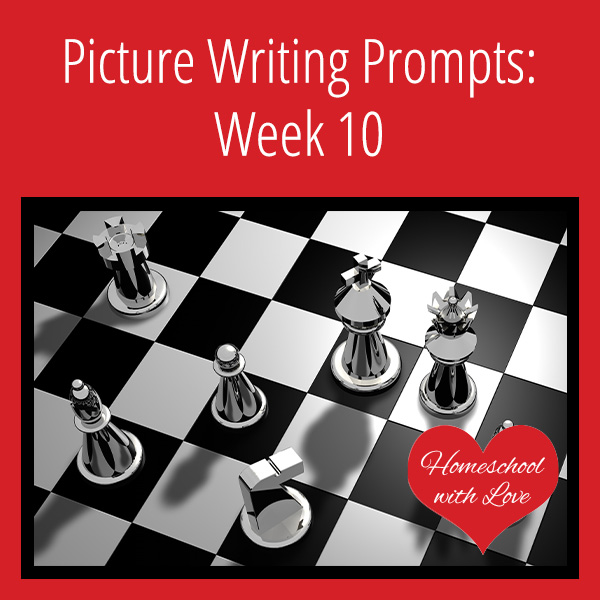 Picture Writing Prompts Week 10