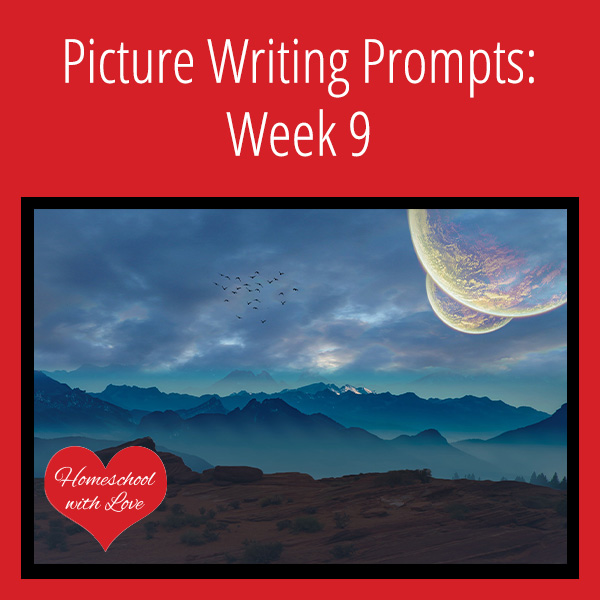 Picture Writing Prompts Week 9
