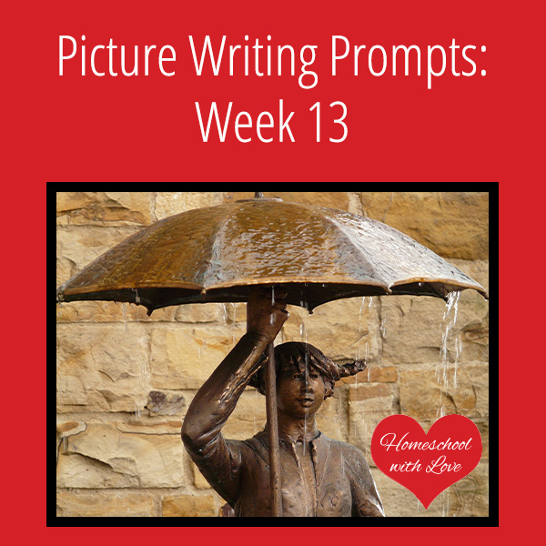 Picture Writing Prompts Week 13