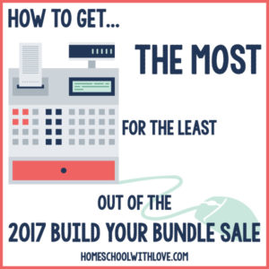 How to Get the Most for the Least Out of the 2017 Build Your Bundle Sale