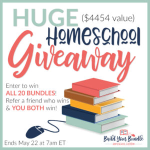 A Homeschool Giveaway You Won't Want to Miss