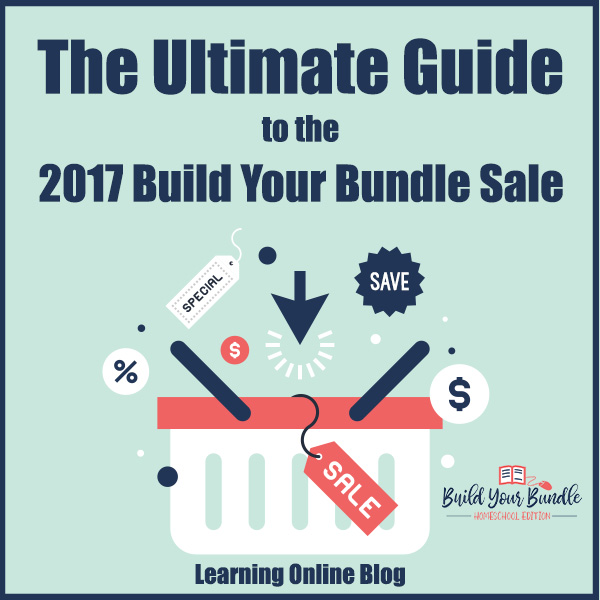 The Ultimate Guide to the 2017 Build Your Bundle Sale