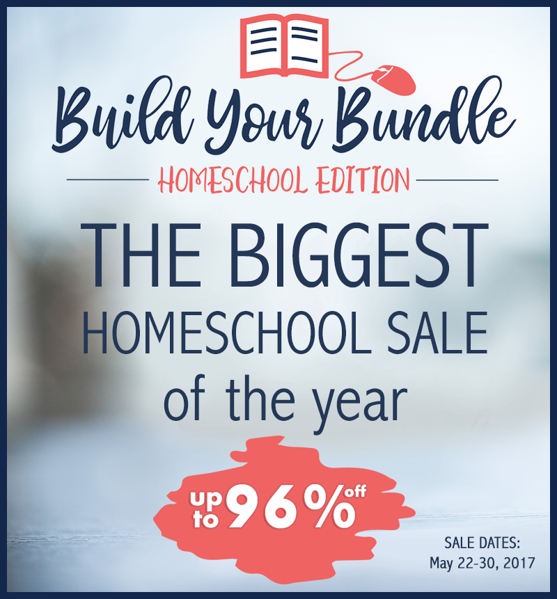 Build Your Bundle Sale