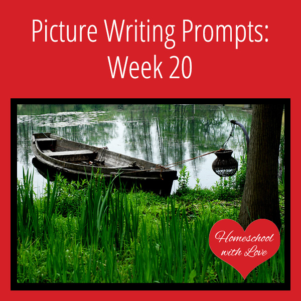 Picture Writing Prompts Week 20
