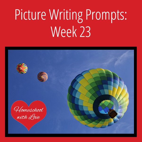 Picture Writing Prompts Week 23