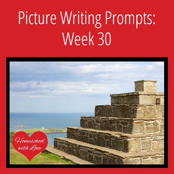 Picture Writing Prompts Week 30