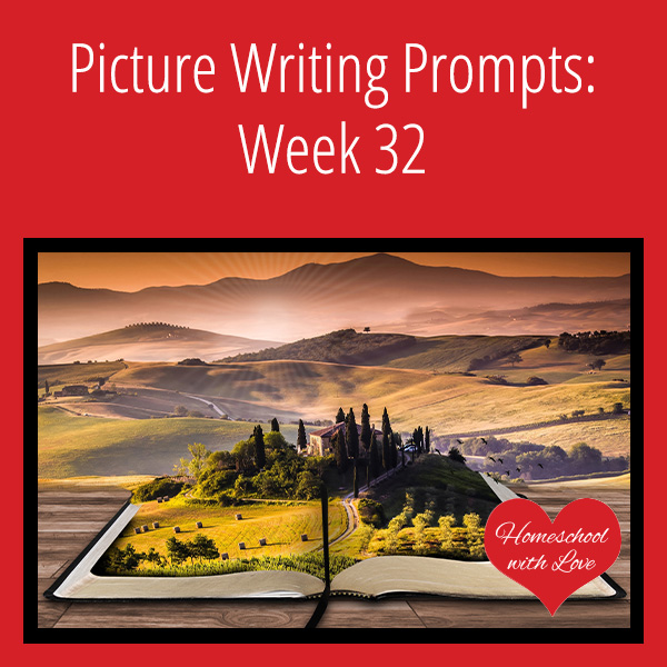 Picture Writing Prompts Week 32