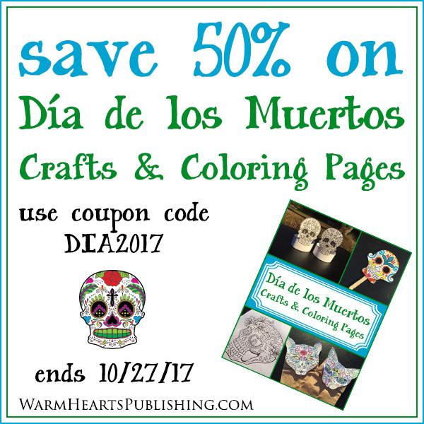 Dia de los Muertos coupon code