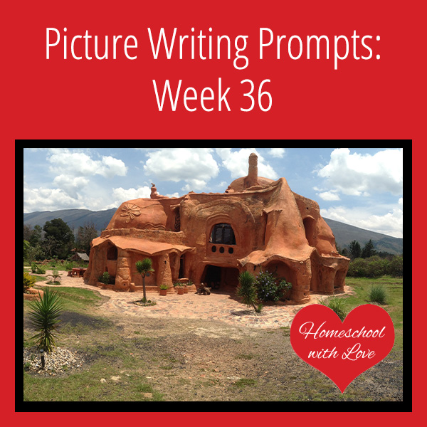 Picture Writing Prompts Week 36