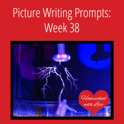 Picture Writing Prompts: Week 38