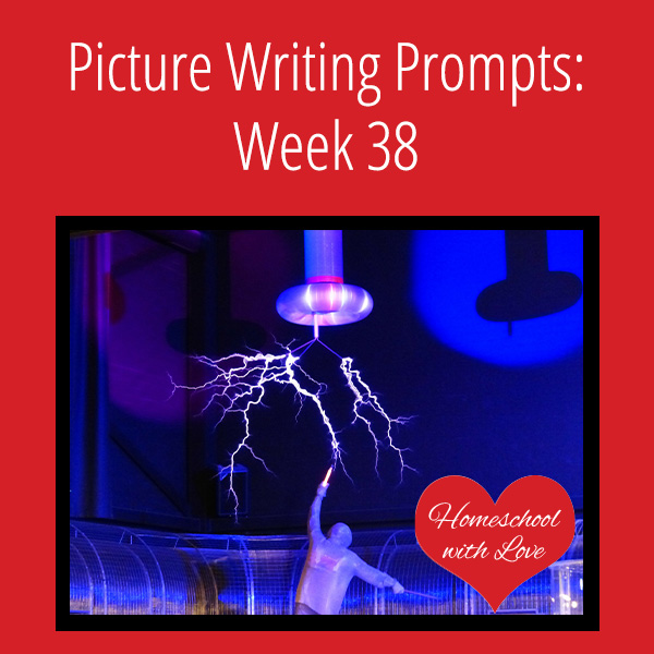 Picture Writing Prompts Week 38
