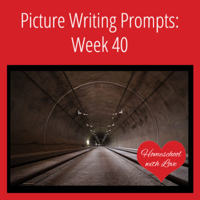 Picture Writing Prompts: Week 40
