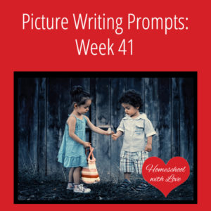 Picture Writing Prompts: Week 41