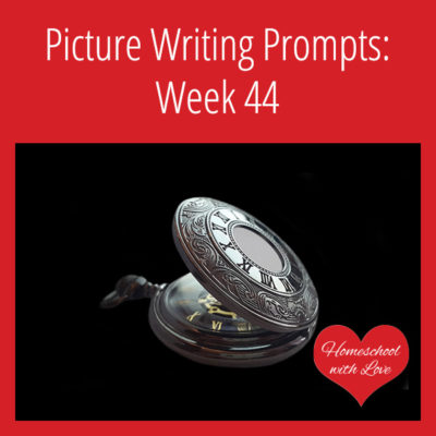 Picture Writing Prompts: Week 44